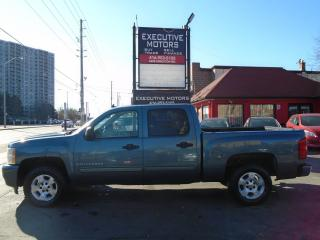 Used 2009 Chevrolet Silverado 1500 LT/ MINT CONDITION / NO RUST / 5.3L  / CREW CAB / for sale in Scarborough, ON