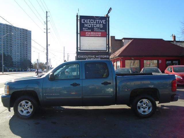 2009 Chevrolet Silverado 1500 LT/ MINT CONDITION / NO RUST / 5.3L  / CREW CAB /