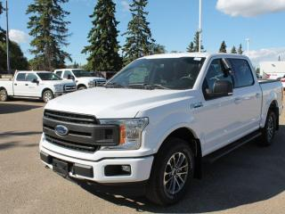 New 2020 Ford F-150 XLT 302A | 4x4 Supercrew | 2.7L Ecoboost | Reverse Sensing System | Rear view Camera | Trailer Tow Package | Navigation for sale in Edmonton, AB