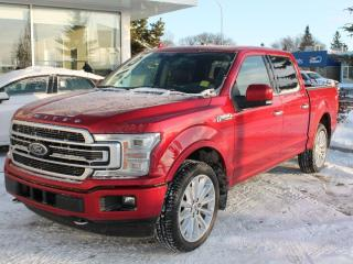 New 2020 Ford F-150 Limited | 4WD | Sunroof | Massaging Heated and Cooled Seats | Luxurious for sale in Edmonton, AB