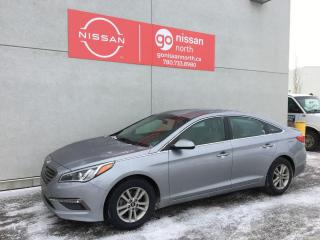 Used 2015 Hyundai Sonata 2.4L GLS 4dr FWD Sedan / Heated Seats / Backup Camera / for sale in Edmonton, AB