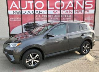 Used 2018 Toyota RAV4 LE-ALL CREDIT ACCEPTED for sale in Toronto, ON