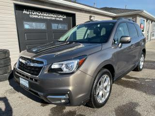 Used 2018 Subaru Forester Limited for sale in Kingston, ON