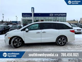 Used 2018 Honda Odyssey EX/POWER SLIDING DOOR/9 SPEED/SUN SHADES/BACK UP CAM for sale in Edmonton, AB