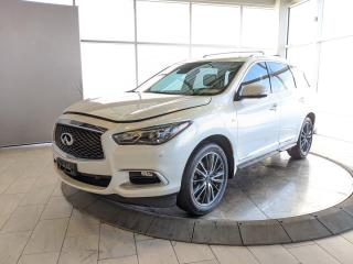 Used 2016 Infiniti QX60 TECHNOLOGY/CPO for sale in Edmonton, AB