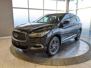 Used 2017 Infiniti QX60 TECHNOLOGY/CPO for sale in Edmonton, AB