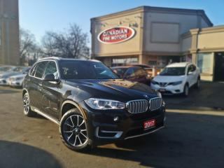 Used 2017 BMW X5 xDrive35i for sale in Scarborough, ON