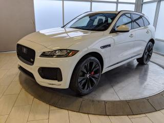 New 2020 Jaguar F-PACE 0% FINANCE AVAILABLE! for sale in Edmonton, AB