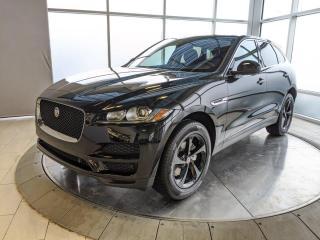 New 2020 Jaguar F-PACE Premium for sale in Edmonton, AB