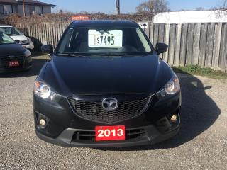 Used 2013 Mazda CX-5 GS for sale in Hamilton, ON
