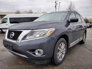 Used 2014 Nissan Pathfinder S for sale in Surrey, BC