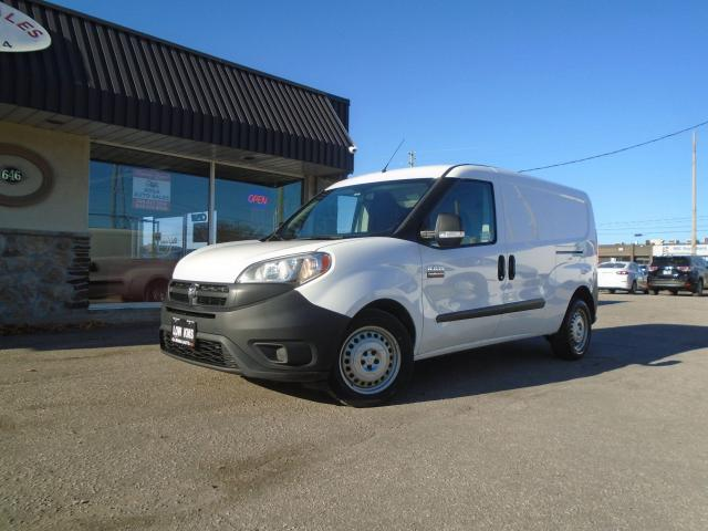 2015 RAM ProMaster CARGO AUTO B-TOOTH LOW KM SAFETY A/C