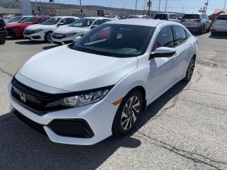 Used 2017 Honda Civic LX CVT 5 portes for sale in Rivière-Du-Loup, QC