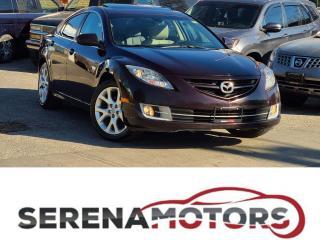 Used 2010 Mazda MAZDA6 GT | 2.5L | MANUAL | FULLY LOADED for sale in Mississauga, ON
