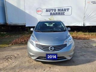 Used 2014 Nissan Versa Note SV for sale in Barrie, ON