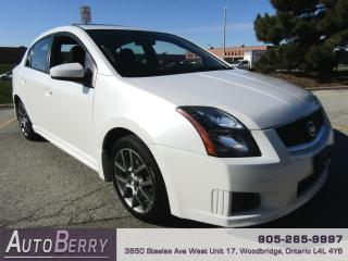 Used 2011 Nissan Sentra SE-R - 2.5L for sale in Woodbridge, ON