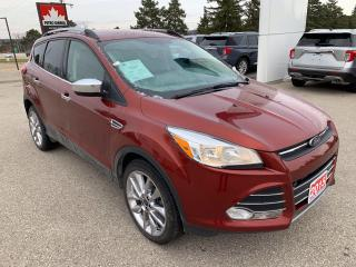 Used 2015 Ford Escape SE for sale in Harriston, ON