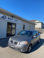 Used 2008 Pontiac Wave SE for sale in Cambridge, ON