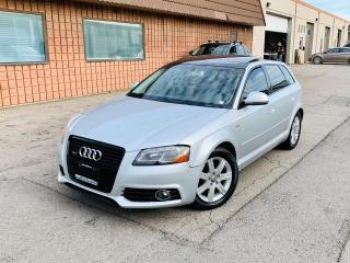 Used 2012 Audi A3 2.0T Progressiv for sale in Burlington, ON