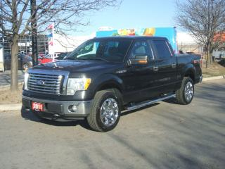 Used 2011 Ford F-150 XTR     4X4 for sale in York, ON