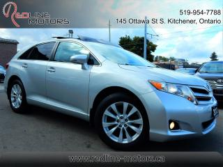 Used 2013 Toyota Venza Leather.Roof.Camera.HeatedSeats.OneOwner for sale in Kitchener, ON