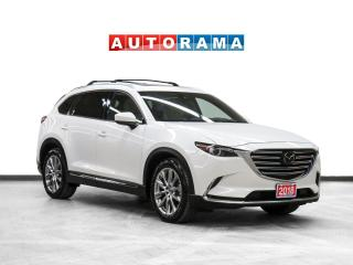 Used 2018 Mazda CX-9 GT AWD Navigation Leather Sunroof Backup Cam for sale in Toronto, ON