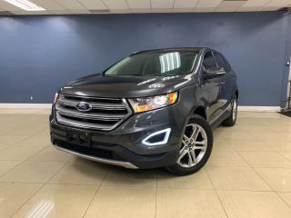 Used 2016 Ford Edge Titanium w/AWD,NAV,Rear Camera,Sunroof,Heated Seat for sale in North York, ON