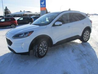 New 2020 Ford Escape Titanium for sale in Wetaskiwin, AB
