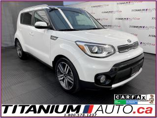 Used 2017 Kia Soul EX Tech+GPS+Pano Roof+Cooled Leather Seats+Camera for sale in London, ON
