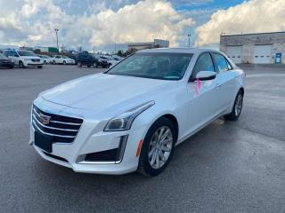 Used 2015 Cadillac CTS for sale in Innisfil, ON