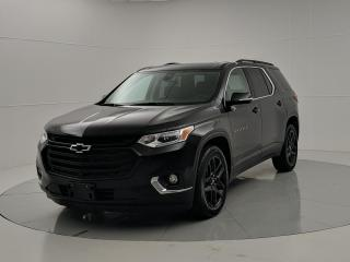 Used 2020 Chevrolet Traverse LT True North AWD | Leather | Sunroof | Navigation for sale in Winnipeg, MB
