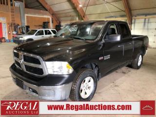 Used 2014 RAM 1500 Quad Cab 4WD for sale in Calgary, AB
