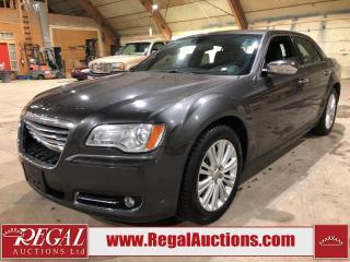 Used 2014 Chrysler 300 C 4D Sedan AWD for sale in Calgary, AB