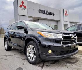 Used 2016 Toyota Highlander XLE for sale in Orléans, ON