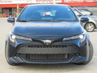 Used 2019 Toyota Corolla Hatchback for sale in London, ON