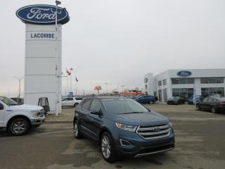 Used 2018 Ford Edge Titanium for sale in Drayton Valley, AB
