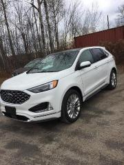 New 2020 Ford Edge Titanium for sale in North Bay, ON