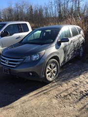 Used 2014 Honda CR-V EX for sale in North Bay, ON