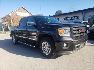 Used 2015 GMC Sierra 1500 SLE CREW CAB for sale in Waterdown, ON