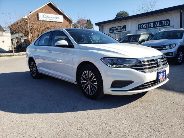 2019 Volkswagen Jetta 1.4T HIGHLINE