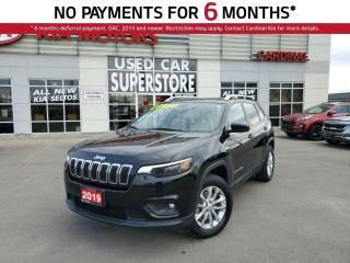 Used 2019 Jeep Cherokee North, AWD, Terrain Management System, Bluetooth. for sale in Niagara Falls, ON