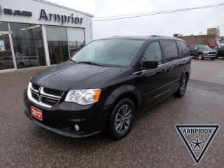 Used 2017 Dodge Grand Caravan CVP/SXT for sale in Arnprior, ON