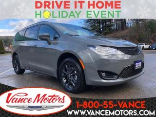 New 2020 Chrysler Pacifica Launch Edition AWD...LEATHER*HTD SEATS*TOW! for sale in Bancroft, ON