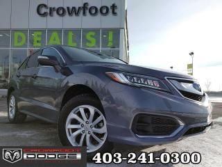 Used 2017 Acura RDX Tech Package AWD for sale in Calgary, AB