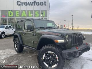 New 2021 Jeep Wrangler RUBICON for sale in Calgary, AB