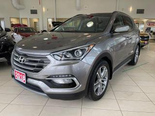 Used 2018 Hyundai Santa Fe Sport AWD 2.0T Limited for sale in Waterloo, ON