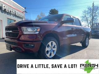 New 2020 RAM 1500 Big Horn | North Edition | Level 2 | Power Seats | for sale in Mitchell, ON