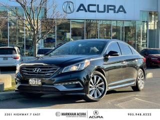 Used 2015 Hyundai Sonata Sport Tech at for sale in Markham, ON