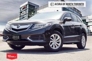 Used 2018 Acura RDX Tech at No Accident| Remote Start| 7Yrs Warranty I for sale in Thornhill, ON