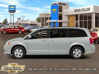 Used 2014 Dodge Grand Caravan SXT for sale in St Catharines, ON